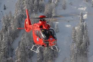 """""""Safety is important for us, so our helicopters have cable cutters, a lot have UMS systems, and we ordered our new aircraft with crash-resistant fuel tanks. Airbus offers a retrofit kit, so we ordered the retrofit for our other aircraft, too,"""" says Roy Knaus, CEO of Heli Austria."""