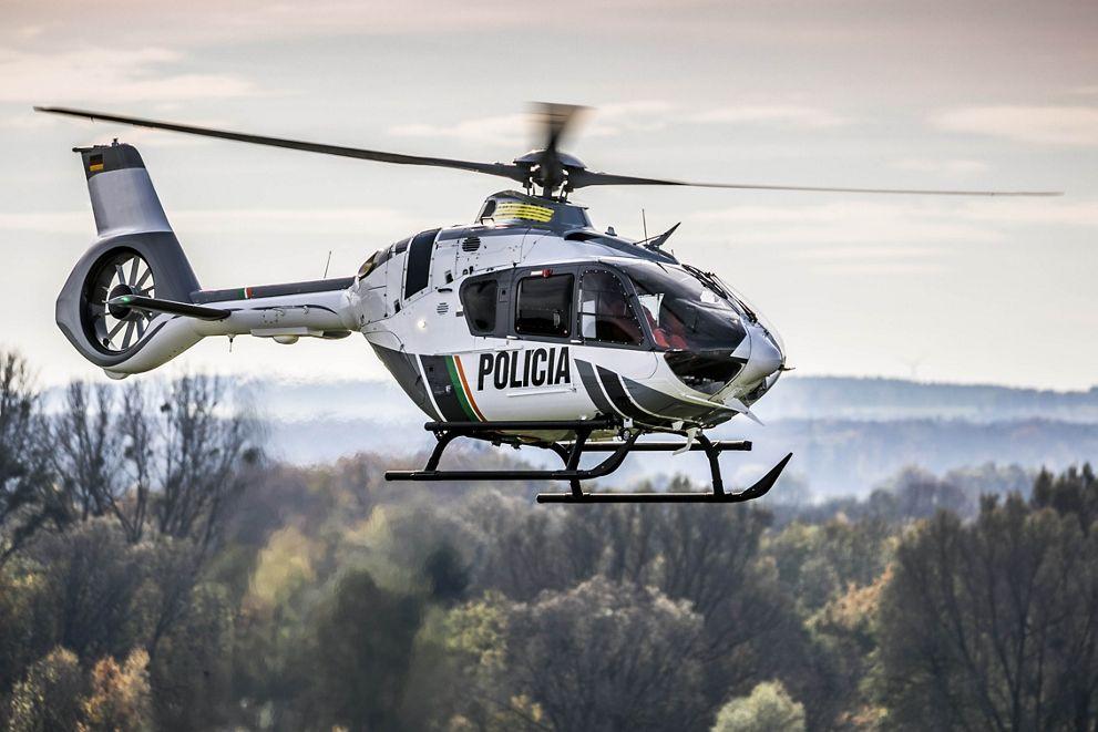 H135 Governo do Ceará