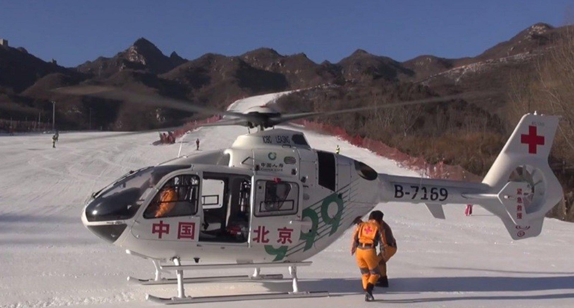 H135 Beijing 999