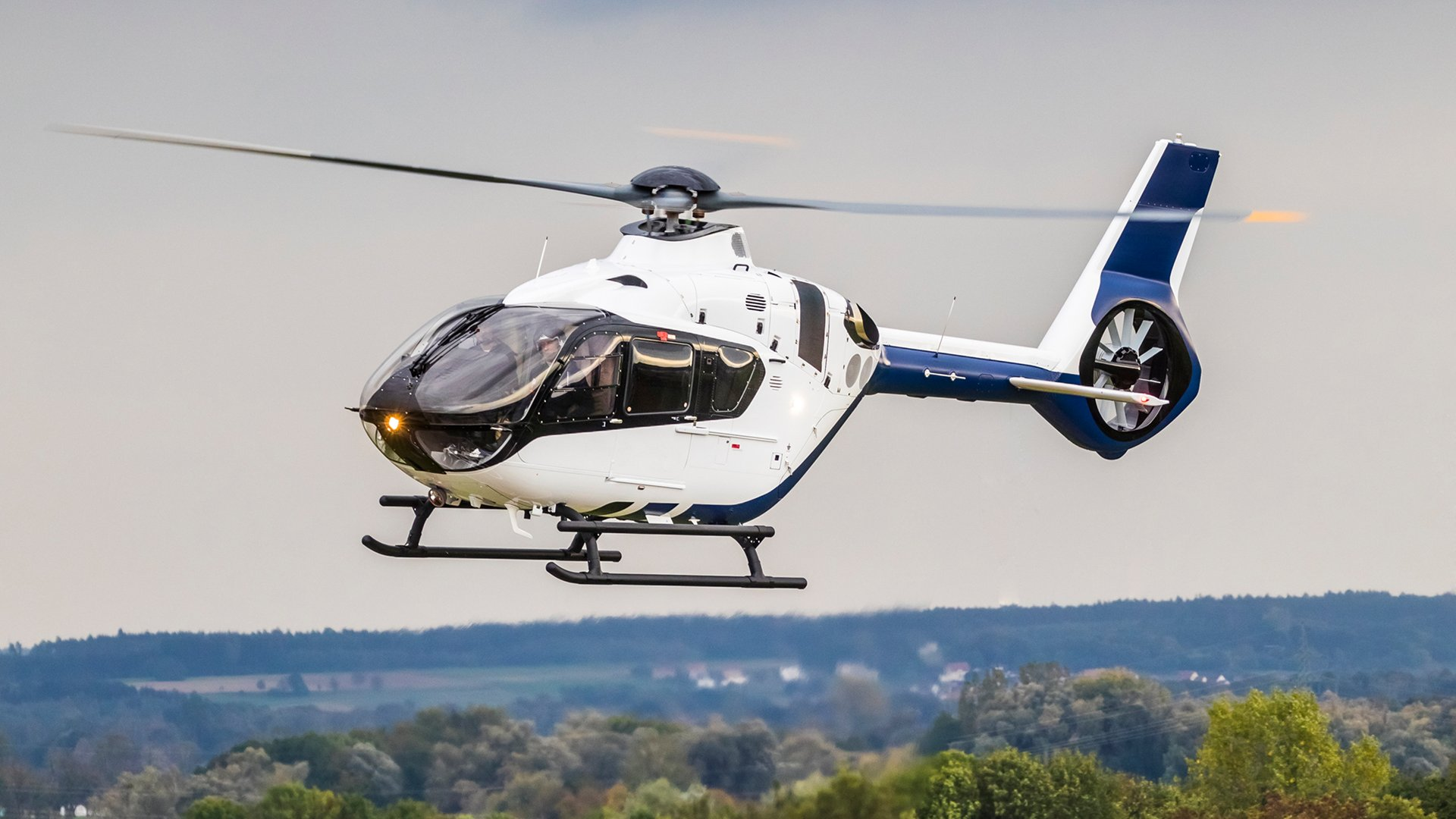 Increased Alternate Gross Weight available for the latest version of the H135 family of helicopters