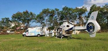Coordenação De Operações Aéreas' H135