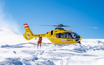 ÖAMTC Air Rescue starts fleet modernization with five Airbus H135 helicopters