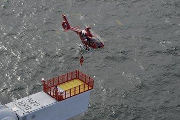 H135 hoist