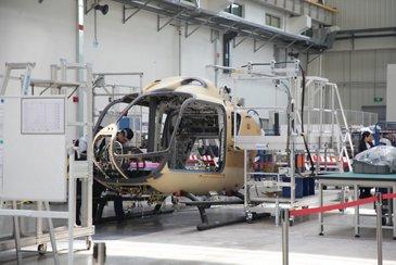 H135 FAL in Qingdao