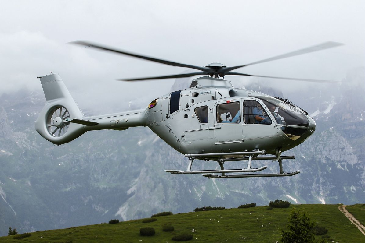 Chinese consortium acquires 100 H135s from Airbus Helicopters