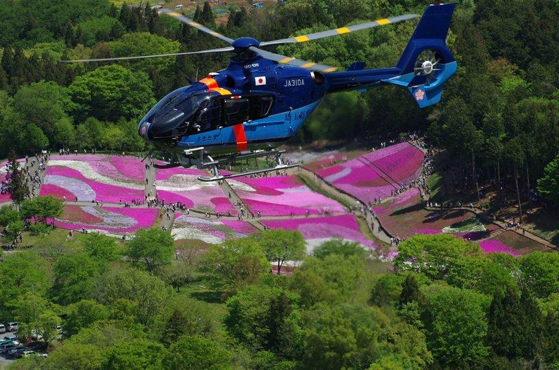 H135 Police Japon 3
