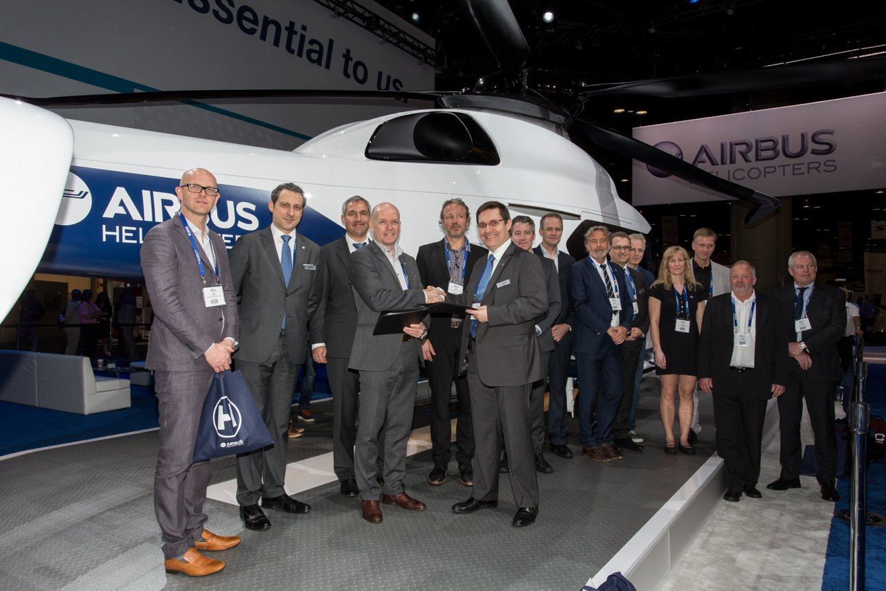 Norsk luftambulanse orders three Airbus Helicopters H135s to expand this medical airlift service provider's rotorcraft fleet