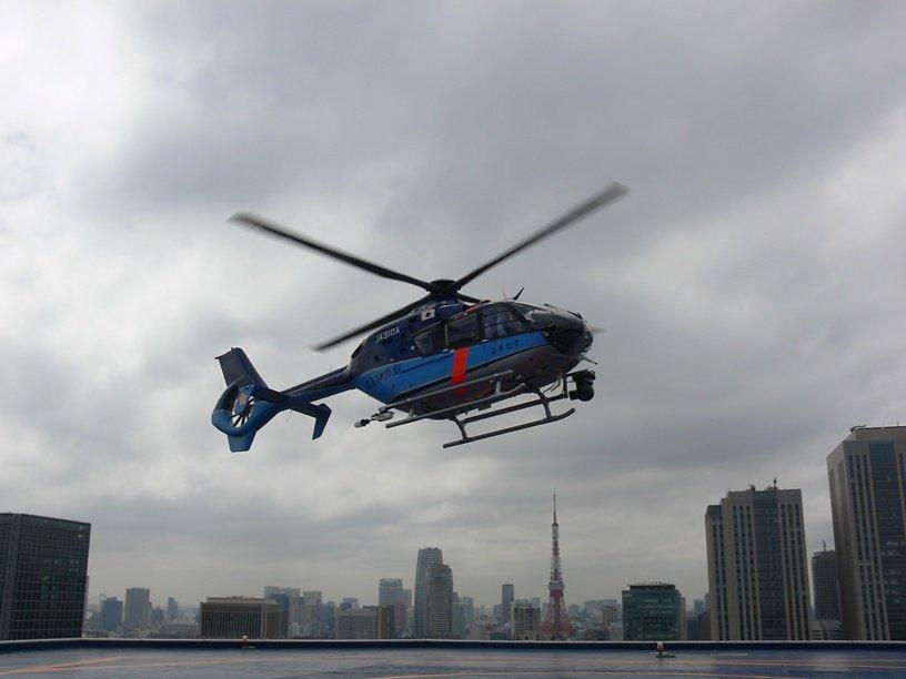 H135 Police Japon 5