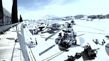 H135在与法国宪兵的运作中