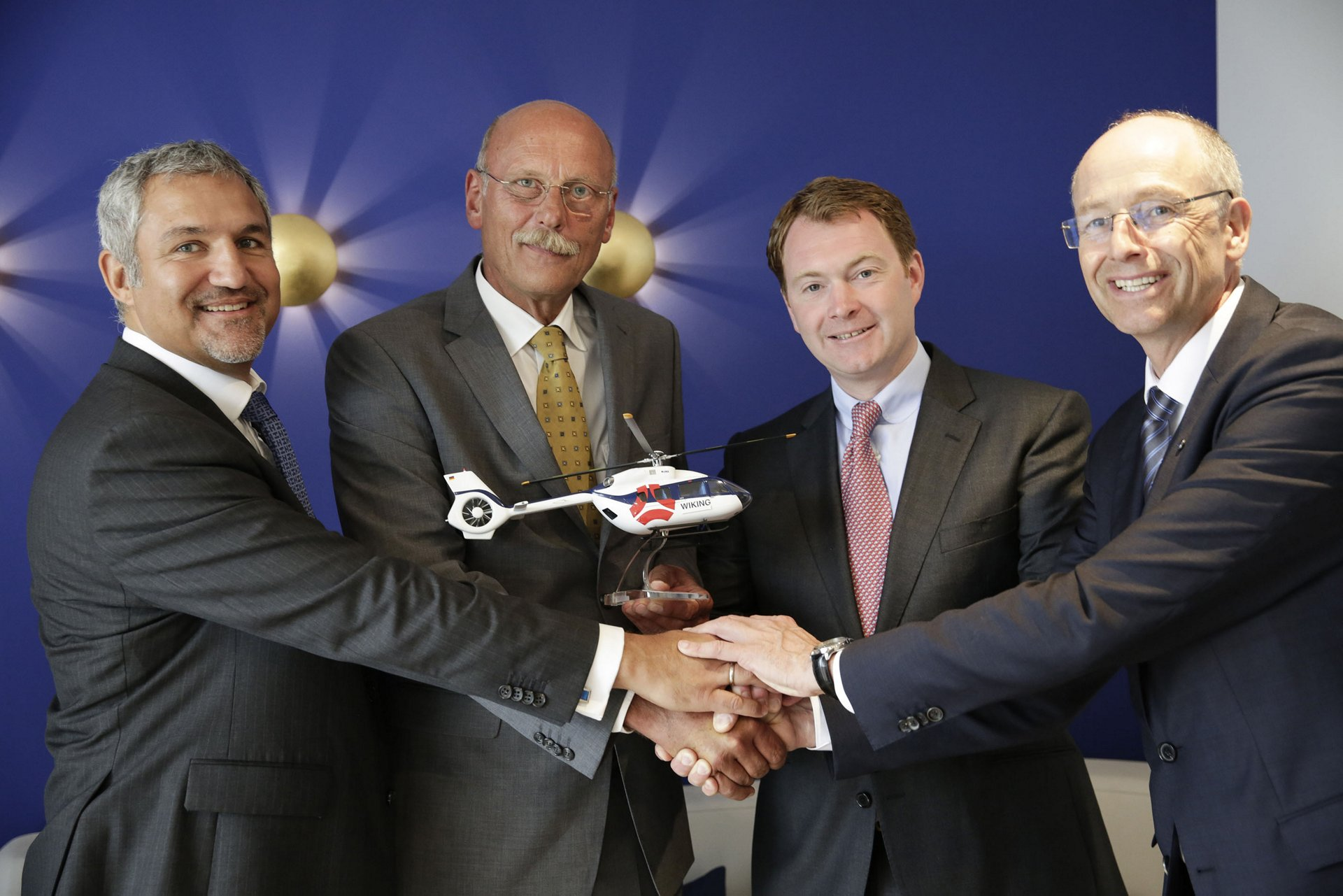 WIKING Helikopter Service GmbH orders two H145s for offshore operations
