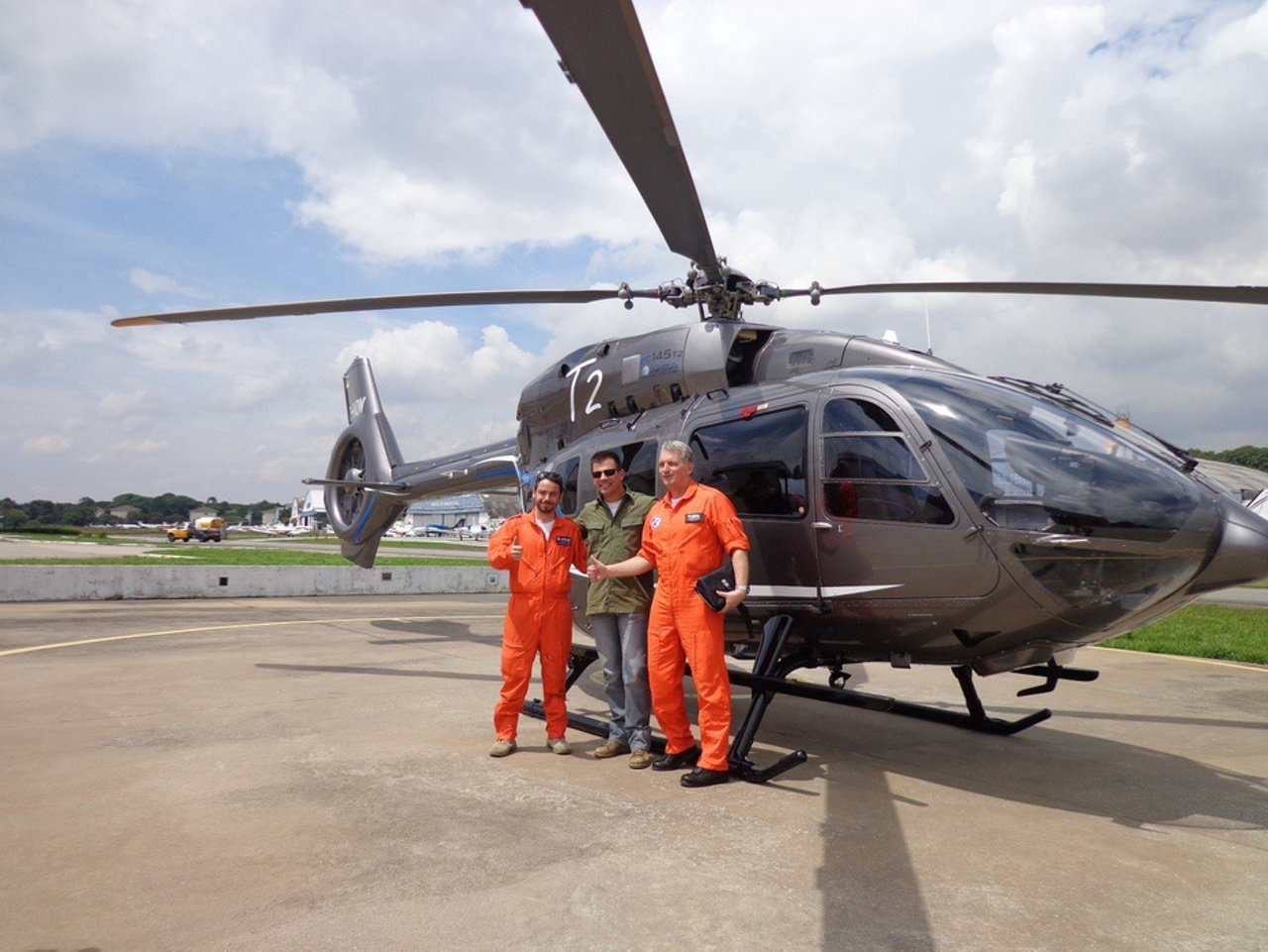 , H145 completes first leg of two-month Brazil demo tour