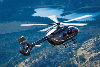 Chicago-based customer David MacNeil is the first business and private aviation customer in North America to choose the new 5-bladed H145, announced today at the Heli-Expo trade show.
