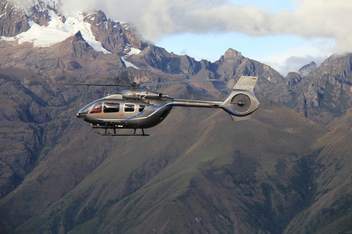 H145 completes Bolivian and Peruvian demo tour, and wraps up high and hot tests