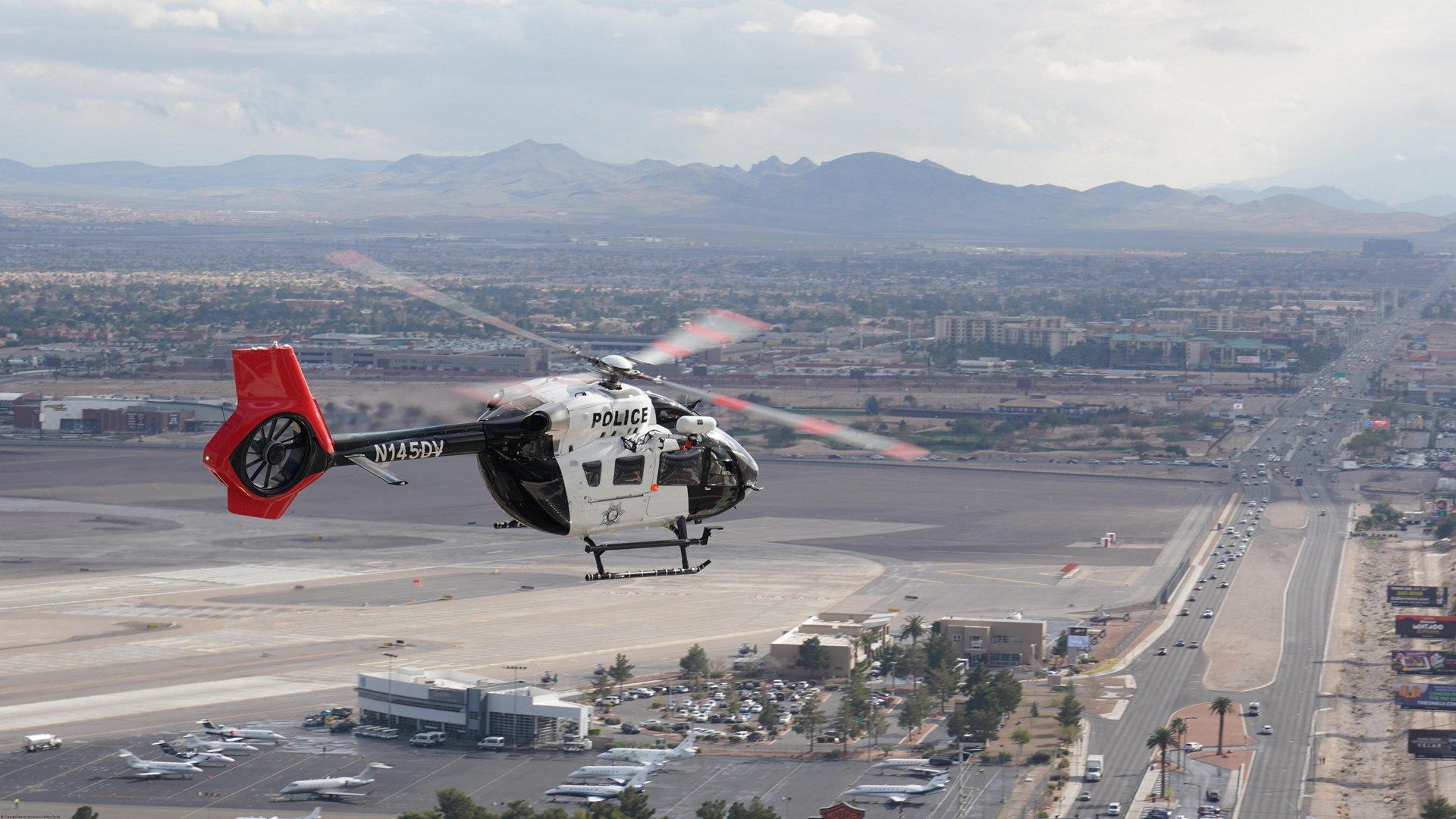 H145 Las Vegas Metropolitan Police Department 3