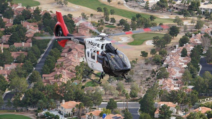H145 Las Vegas Metropolitan Police Department 6