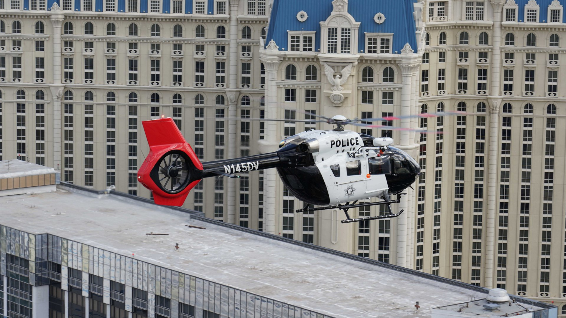 H145 Las Vegas Metropolitan Police Department 1