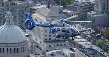 Boston MedFlight's H145