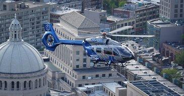 Boston MedFlight's H145