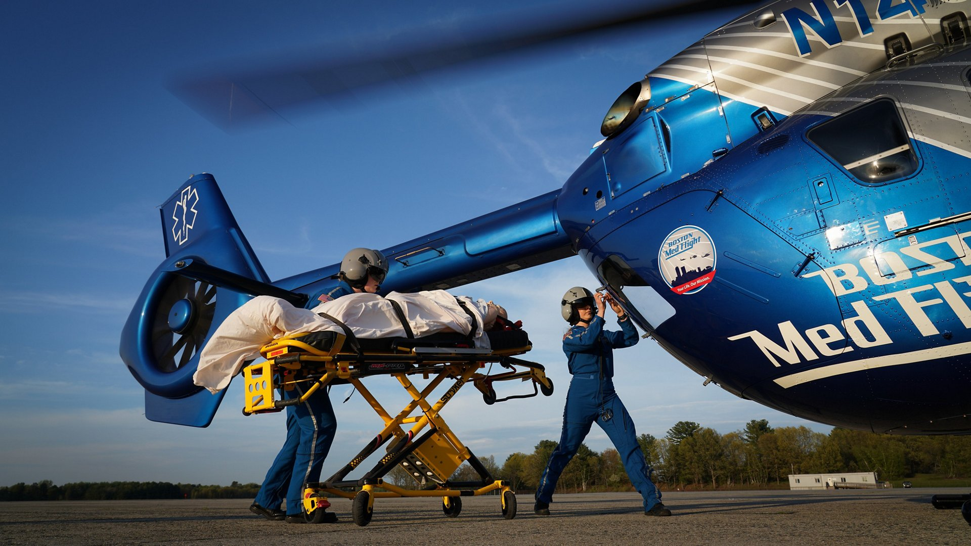 Since their founding in 1985, Boston MedFlight has transported over 70,000 critical care patients to hospitals all across the eastern US state of Massachusetts.