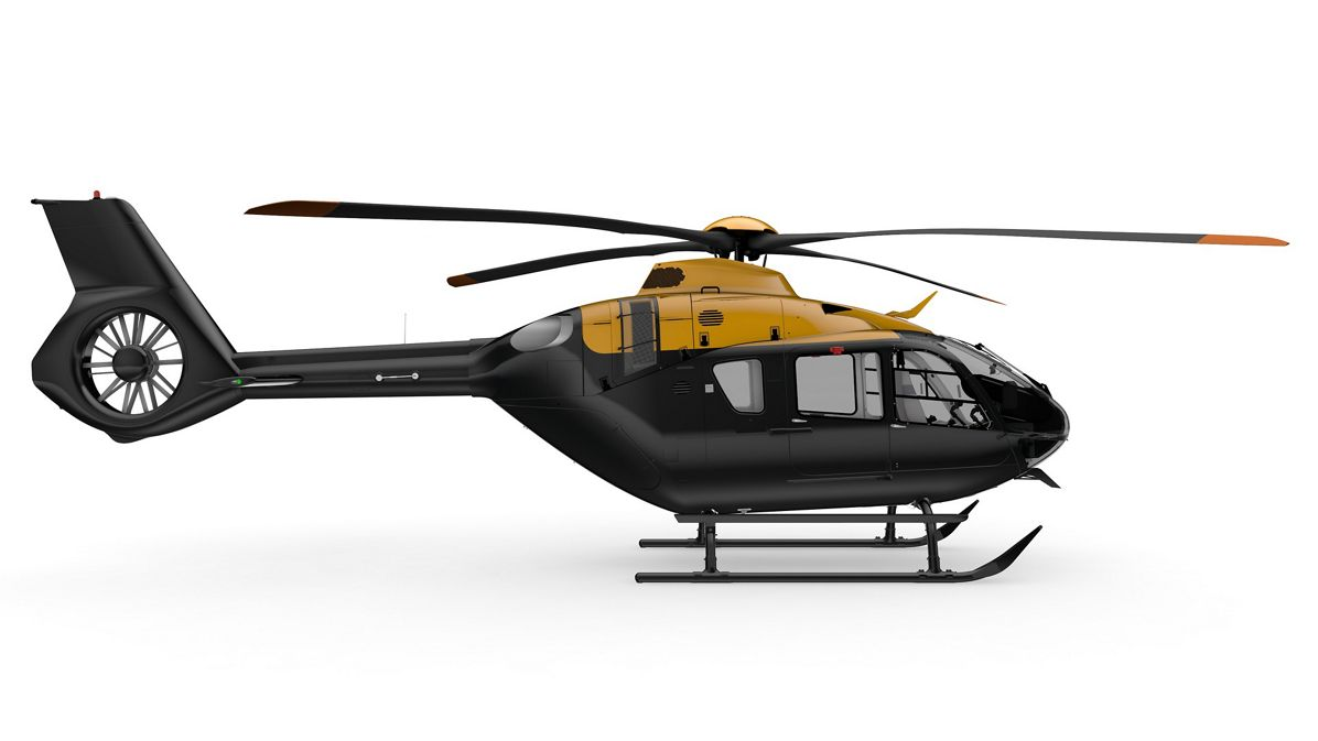 Airbus Helicopters Selected for UK's Military Flying Training