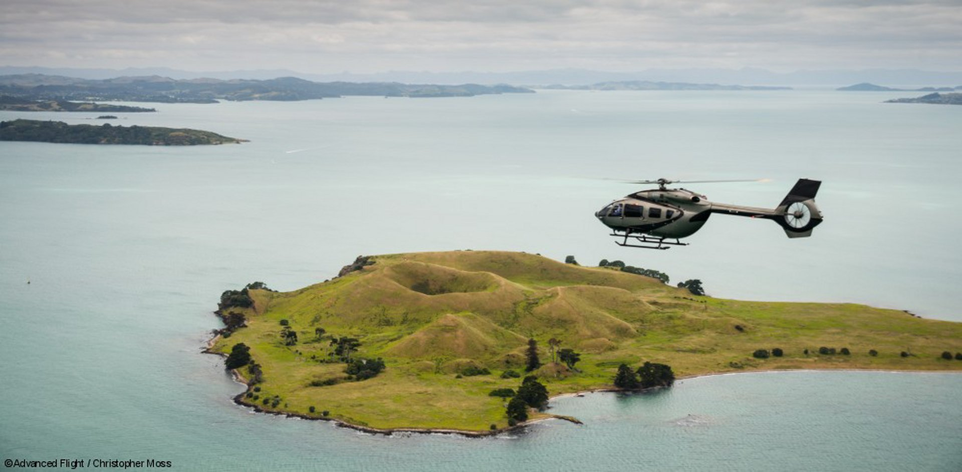 H145 Delivers Safety And Performance For New Zealand VIP Transport Operator