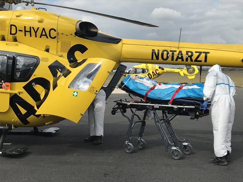 ADAC Luftrettung's H145 for HEMS operations