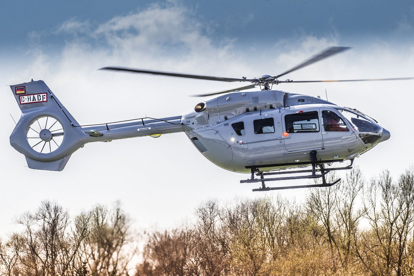 Helicopters offers H145 with alternate gross weight