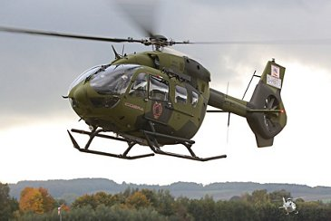 Ecuadorian Air Force receives two H145s