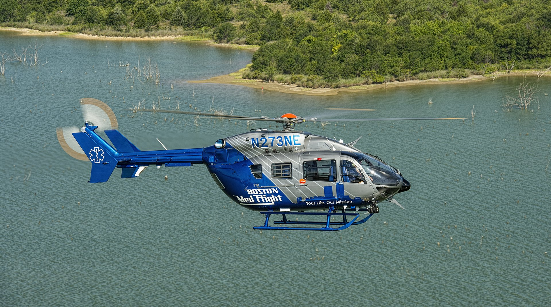 Boston MedFlight, a nonprofit organization that provides