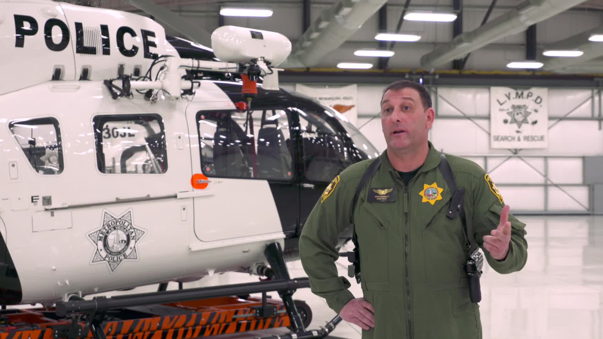 Las Vegas Police takes on the H145