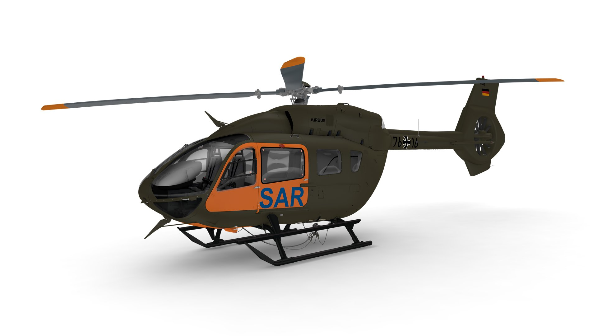 H145 for search and rescue