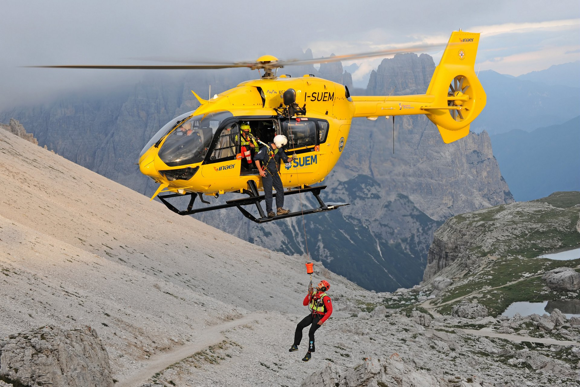 Airbus Helicopters raises the maximum take-off weight of the H145 to 3,700kg