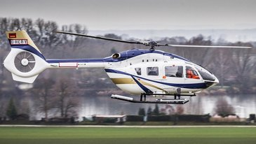 Körfez Aviation takes delivery of its first H145 Mercedes Benz Style