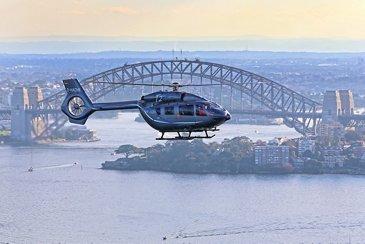 H145 Australian demonstration tour