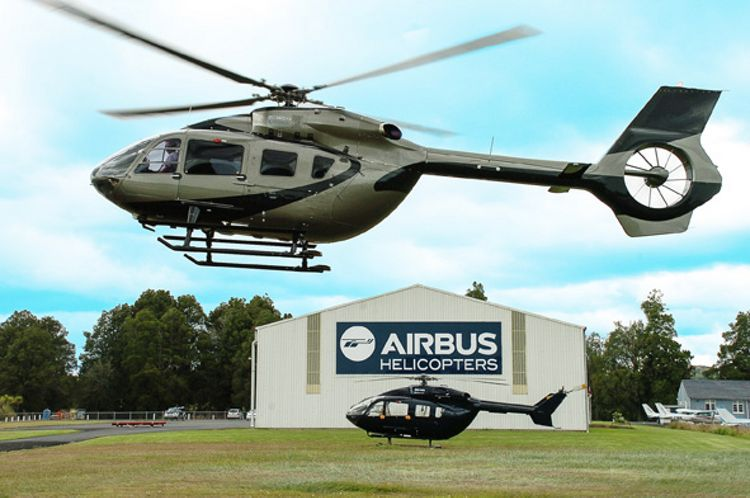 First H145 helicopter in Australia Pacific region