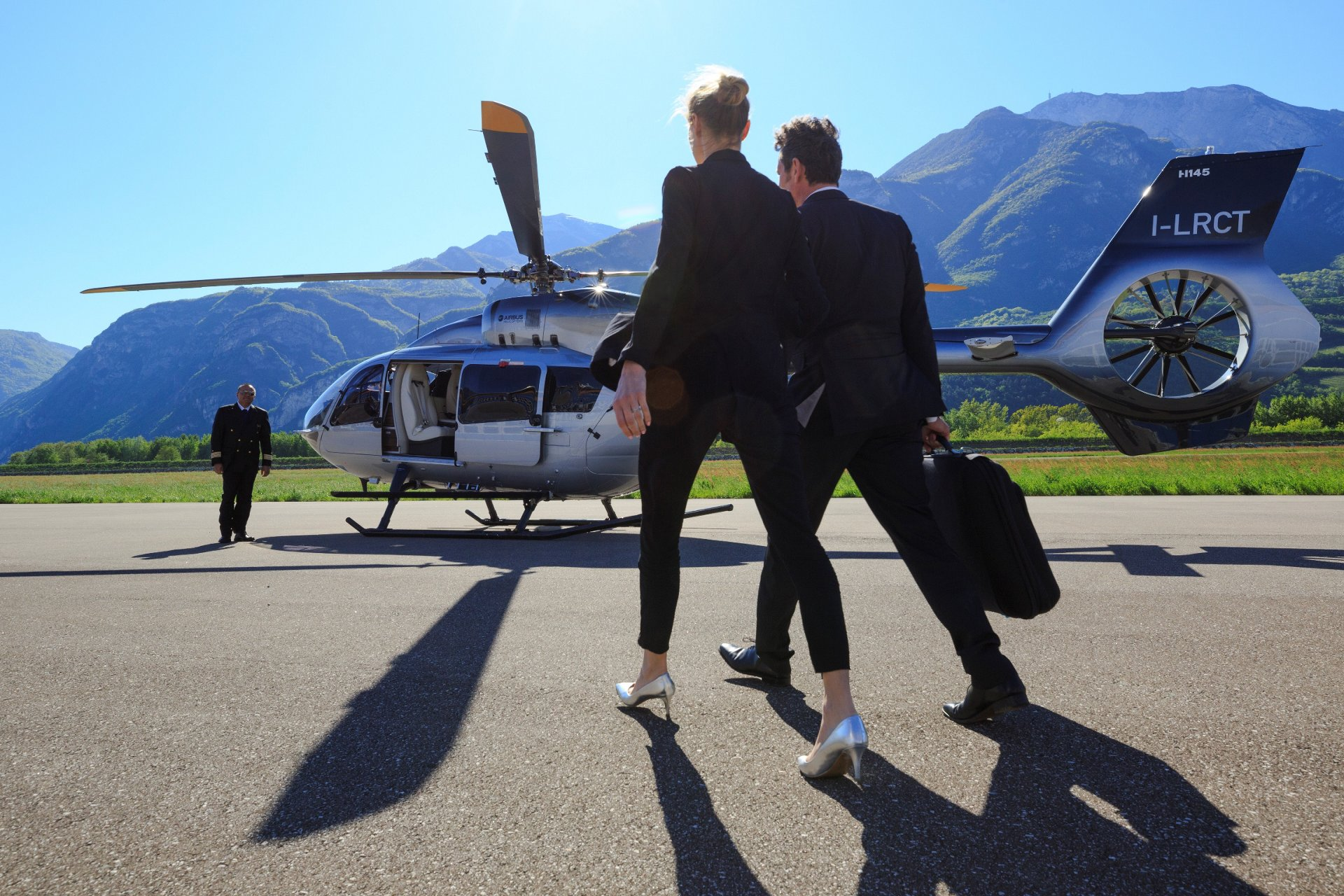 New Zealand VIP and charter operator Advanced Flight has become launch customer for the Airbus ACH145 helicopter – the private and business aviation version of the new H145 announced at Heli-Expo.