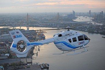 曼谷直升机服务H145