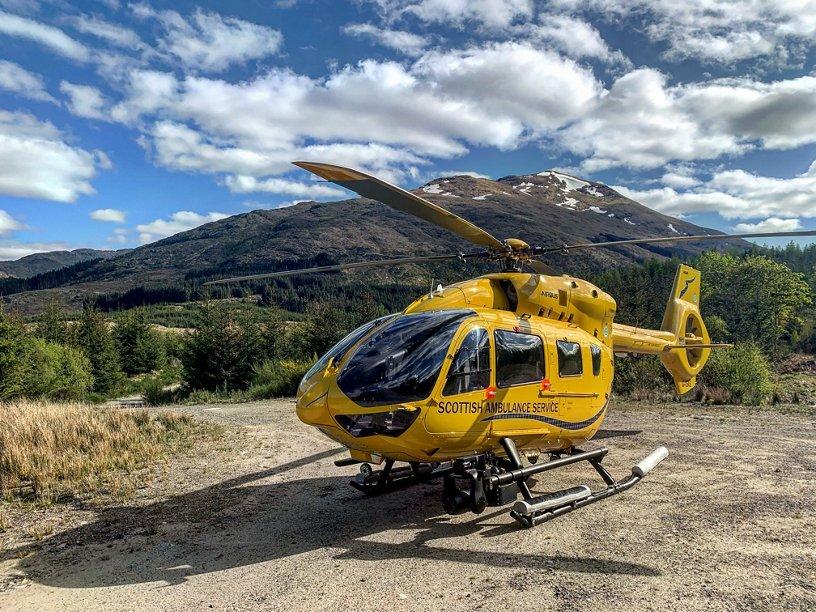 Scottish Ambulance Service H145