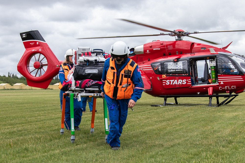 STARS selected Airbus' H145 due to its high levels of safety, among other qualities.