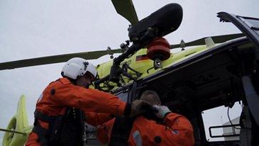 H145 Offshore Demo Wilhemshaven