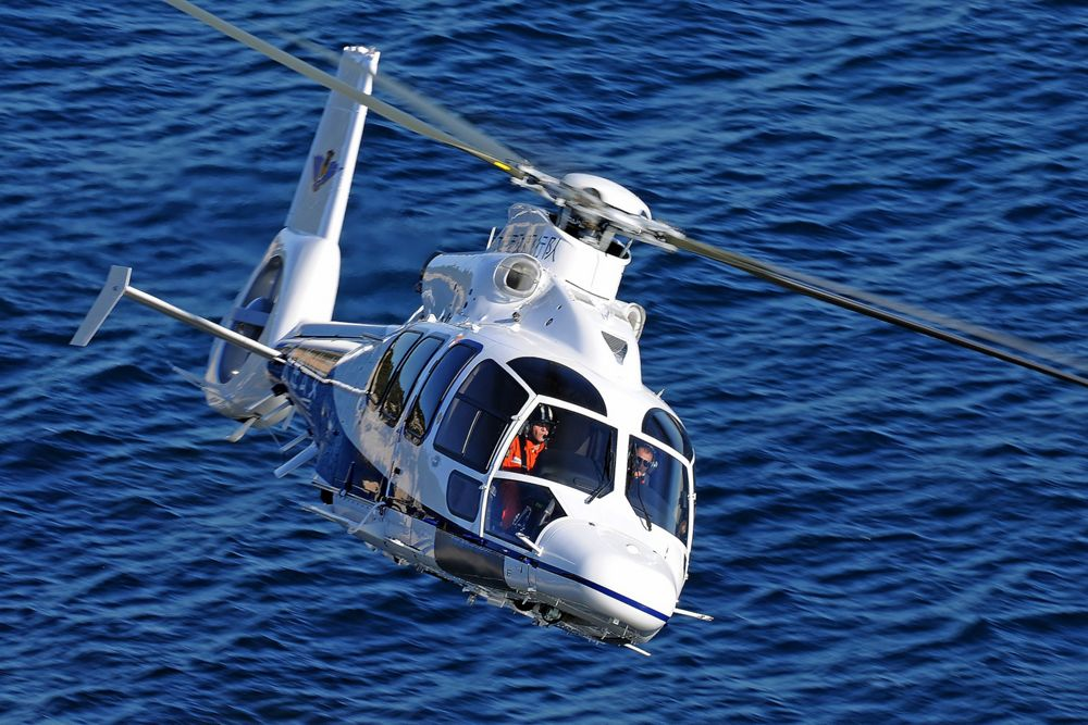 Shaanxi Provincial Public Security Department acquires one Airbus Helicopters H155