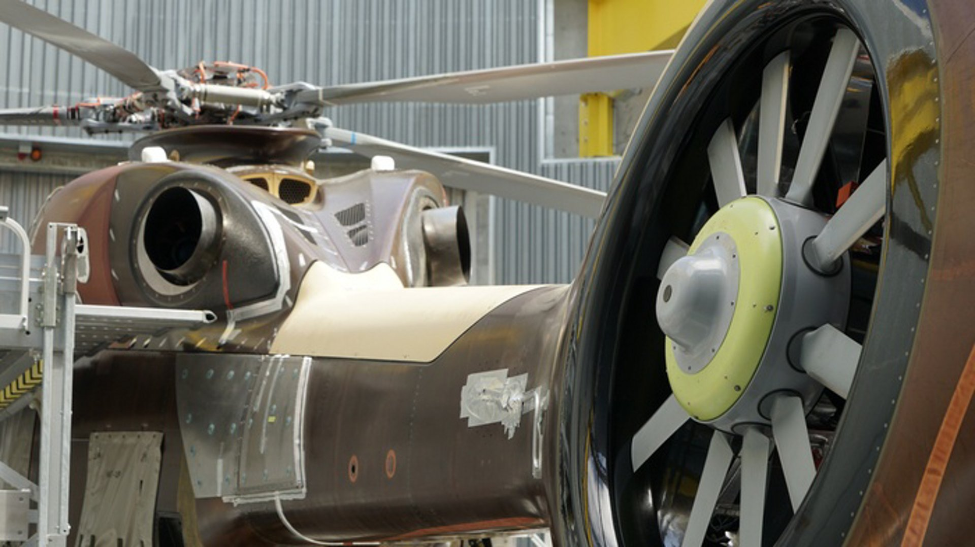 DHC0: New dynamic testing method brings mature helicopters to market quickly