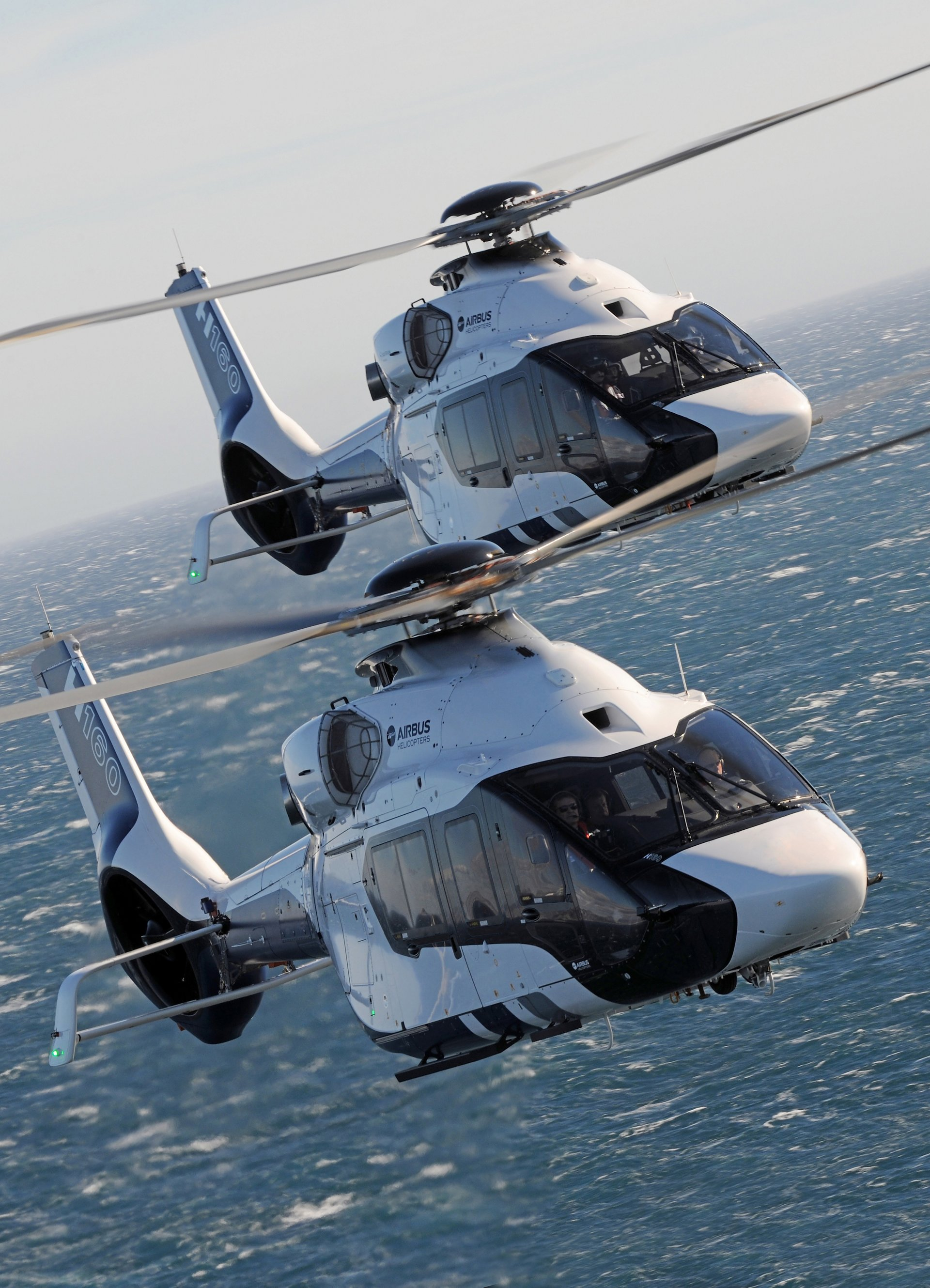 H160 ready to take on the market at Heli-Expo