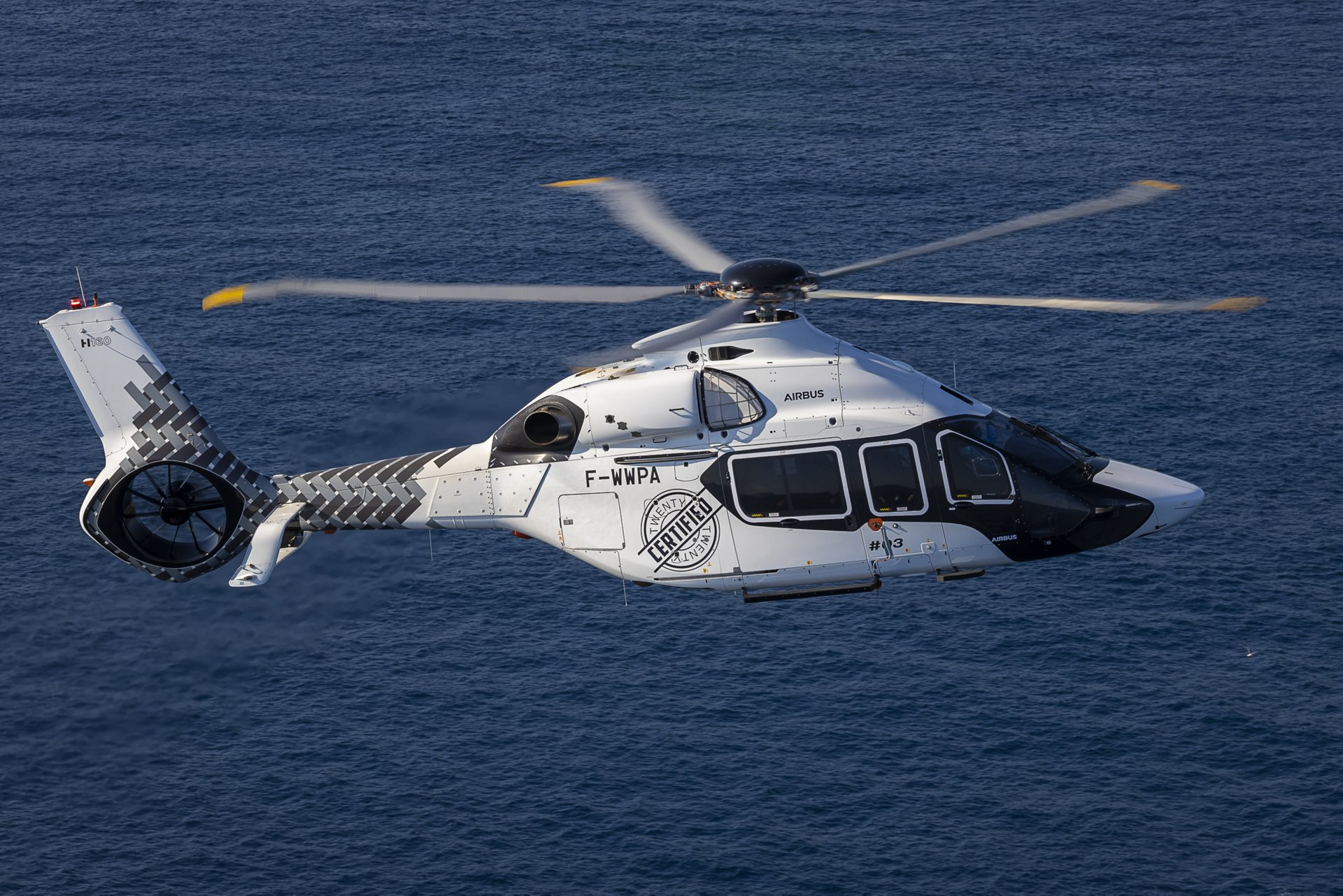 Airbus Helicopters' multi-role twin engine H160 has been granted its type certificate by the European Union Aviation Safety Agency (EASA), marking a new chapter for the programme.