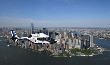 The H160 in New York City