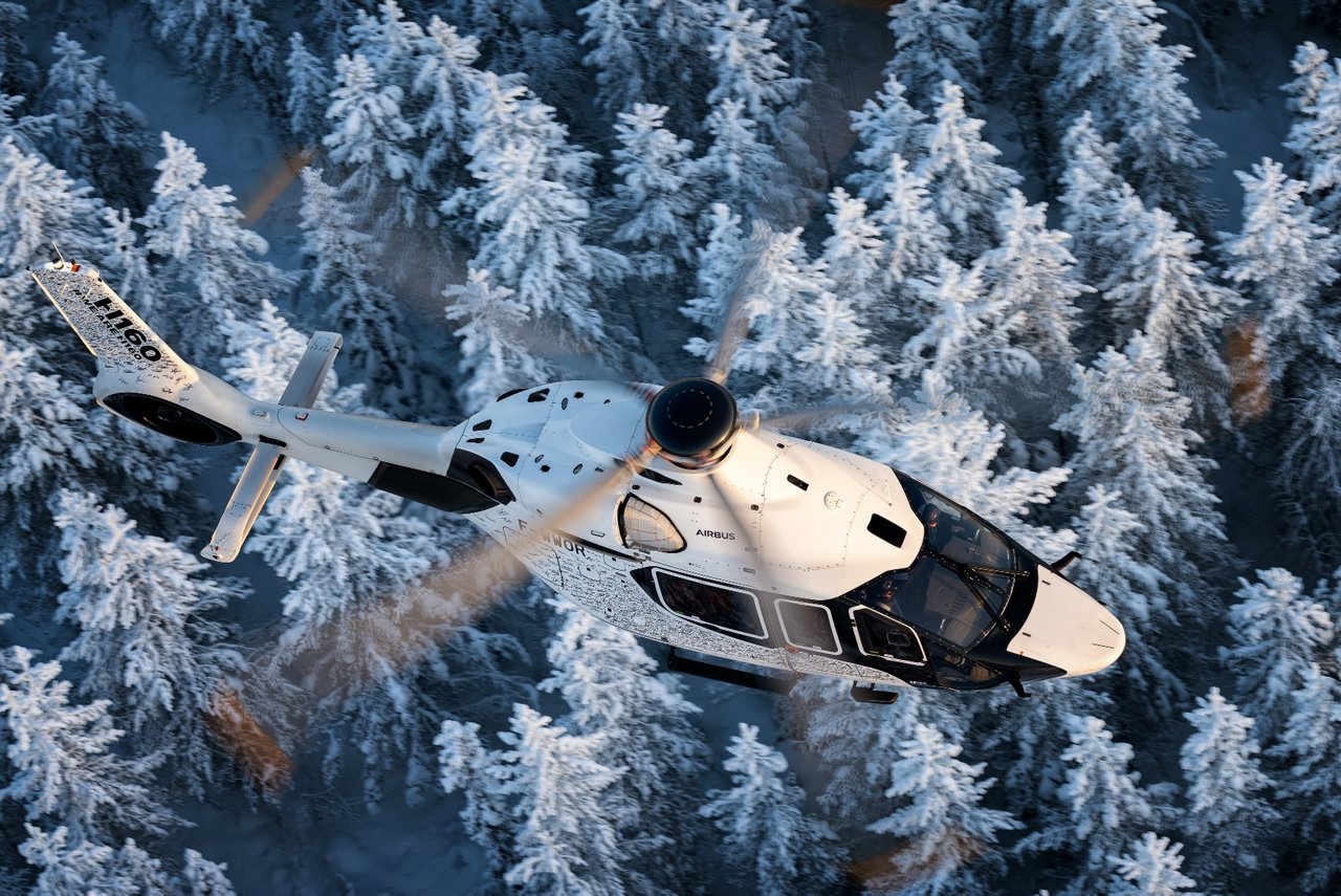 Airbus Helicopters has successfully completed its certification programme of cold-weather testing of its latest H160 helicopter in northern Finland.