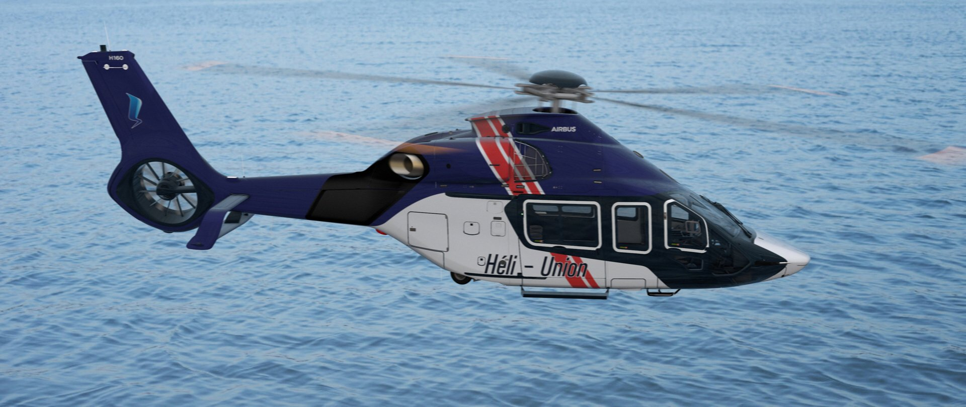 Airbus Helicopters and its historical partner Héli-Union have signed a contract for the purchase of two multi-mission H160s to address a wide range of operations.