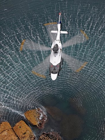 H160 demonstrates next-generation passenger experience in flight tests