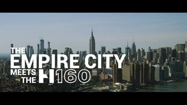 The Empire City meets the H160