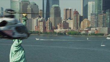 H160 New York City footage